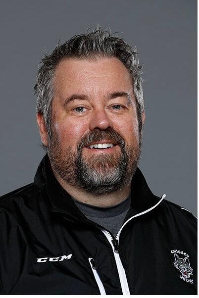 Chicago Wolves' Kevin Kacer shares AHL's Dupre Award