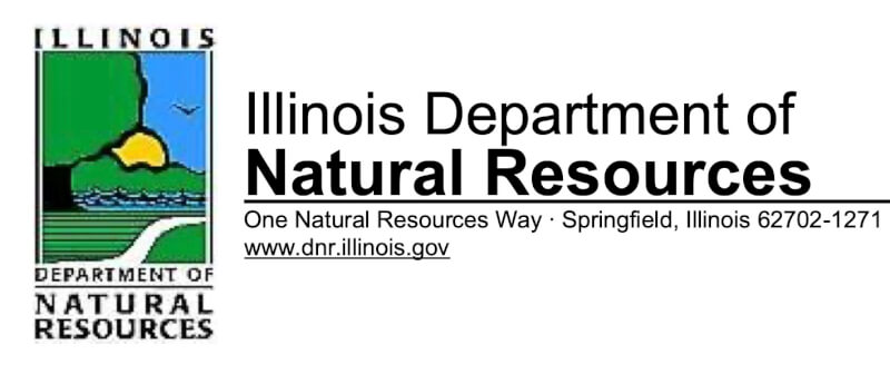 Illinois Department of Natural Resources Logo