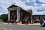 Lose church and school, gain homes