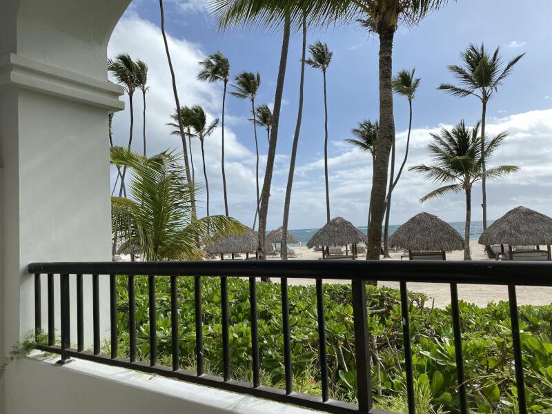 Punta Cana vacation at the Paradisus Palma Real, a beautiful beach and breath of fresh air