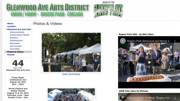 Glenwood Ave Arts District website. http://www.glenwoodave.org