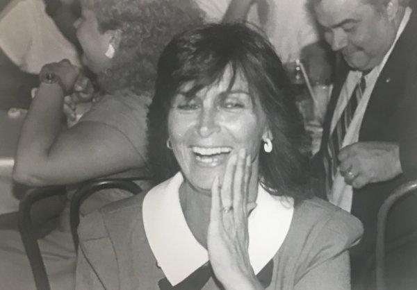 Rose Marie Lipinski, wife of former alderman and Congressman Bill Lipinski, died Monday July 12, 2021. Photo courtesy of the Lipinski family
