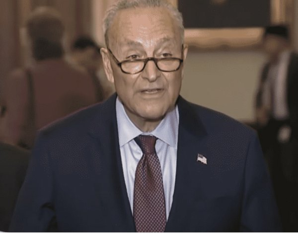 "US Senate Majority Leader, New York Democrat Senator Charles ""Chuck"" Schumer. Photo courtesy of the National GOP"