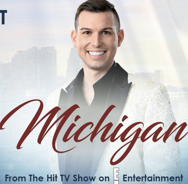 America's top psychic medium Matt Fraser, Star in the TV series on E! is now appearing LIVE at the MotorCity Casino Sound Board Theater in Detroit Michigan, on Sunday, August 15, 2021 at 7:30 pm EST.