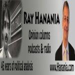 Ray Hanania Newsletter 300 x 300 Banner