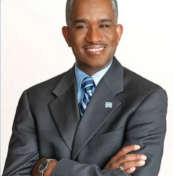 Chicago Alderman David Moore, candidate for Secretary of State