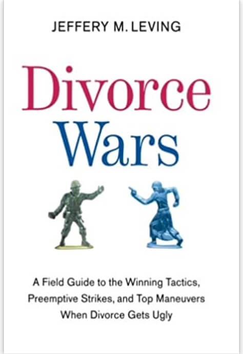 Jeffery M. Leving book Divorce Wars