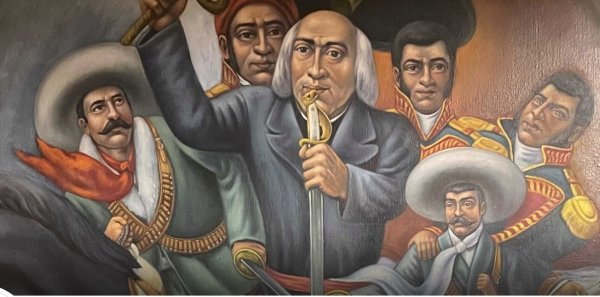 Mexican American Heritage Month Sept. 15 - Oct 15 of every year. Photo courtesy of the Cicero Mexican Cultural Committee.
