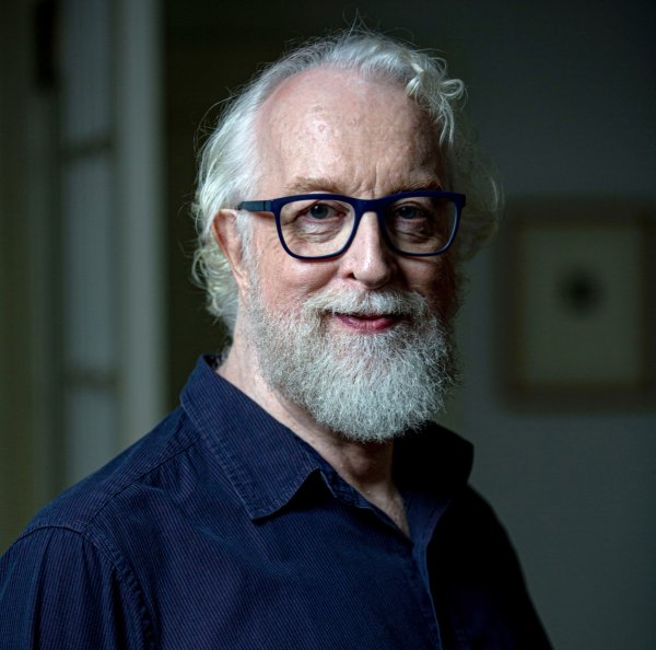 Robert Falls, Goodman Theatre Artistic Director. Photo courtesy of The Goodman Theater, photo by Flint Chaney
