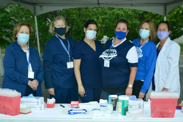 Orland Township offers Walk-in Flu vaccinations to residents Oct. 2021