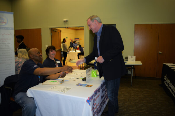 Orland Township Supervisor, one of the Orland region's best and most honest public servants, is hosting a job fair at Orland Township for residents Nov. 11, 2021.