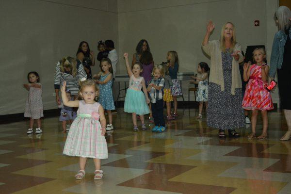 Orland Township Grandparent Grandchild Dinner Dance Set 2021
