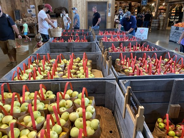 Edwards Orchard -- often called Edwards Apple Farm -- in Boone County in Poplar Grove, Illinois,7061 Centerville Road.
